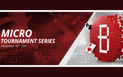 BetOnline Micro Poker Tournament Series