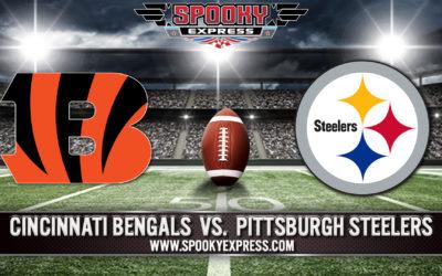 NFL Betting Preview:  Cincinnati Bengals vs. Pittsburgh Steelers  –  Sunday, Sept. 26, 2021