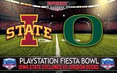 Fiesta Bowl Betting Preview: Iowa State Cyclones vs. Oregon Ducks – Jan. 2, 2021