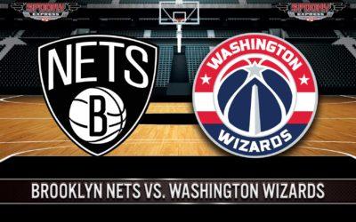 NBA Betting Preview: Brooklyn Nets vs. Washington Wizards – Monday, October 25, 2021
