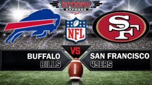 NFL Betting Preview:  Buffalo Bills vs. San Francisco 49ers – Sunday, Dec. 6, 2020