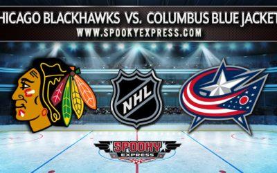 NHL Betting Preview: Chicago Blackhawks vs. Columbus Blue Jackets – Tuesday, Feb 23, 2021