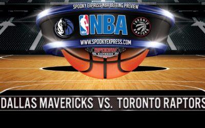 NBA Betting Preview: Dallas Mavericks vs. Toronto Raptors – Monday, Jan. 18, 2021