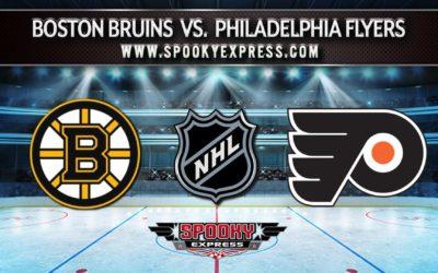 NHL Betting Preview and Free play: Boston Bruins vs. Philadelphia Flyers – Sunday, Feb. 21, 2021