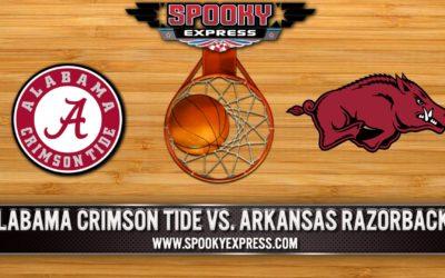 College Basketball Betting Preview: Alabama Crimson Tide vs. Arkansas Razorbacks – Wednesday, Feb. 24, 2021