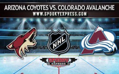 NHL Betting Preview: Arizona Coyotes vs. Colorado Avalanche – Friday, Feb. 26, 2021