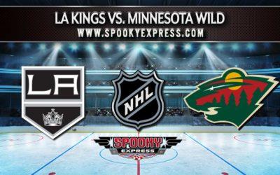 NHL Betting Preview: LA Kings vs. Minnesota Wild – Friday, Feb. 26, 2021