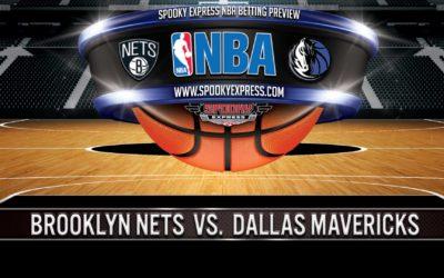 NBA Betting Preview:  Brooklyn Nets vs. Dallas Mavericks – Thursday, May 6, 2021