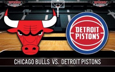 NBA Betting Preview: Chicago Bulls vs. Detroit Pistons – Saturday, October 23, 2021