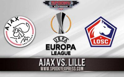 UEFA Europa League Betting Preview: Ajax vs Lille – Thursday, Feb 25, 2021