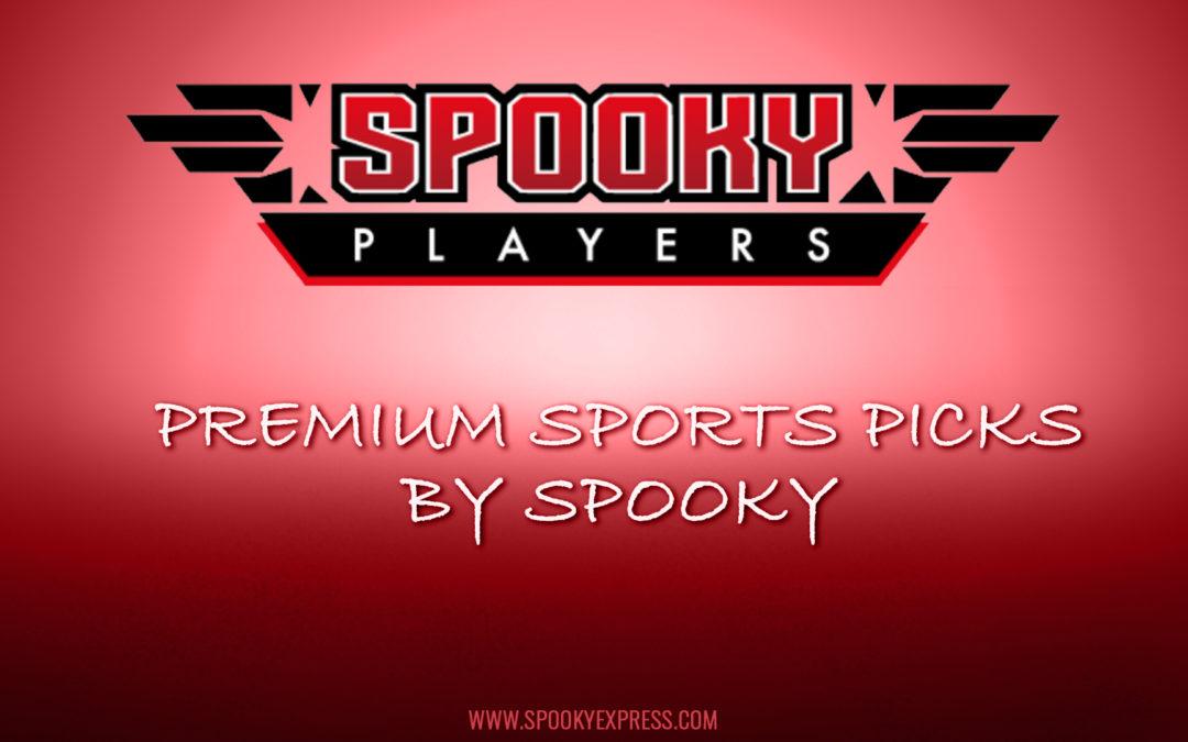Spooky's Daily Premium Sports Picks