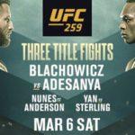 UFC 259 Betting Prediction: Champion Petr Yan vs. Aljamain Sterling