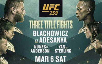 UFC 259 Betting Prediction: Aalon Cruz vs. Uros Medic