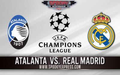 UEFA Champions League Betting Preview: Atalanta vs Real Madrid – Wednesday, Feb. 24, 2021