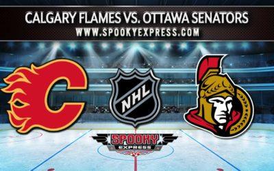 NHL Betting Preview: Calgary Flames vs. Ottawa Senators – Thursday, Feb. 25, 2021
