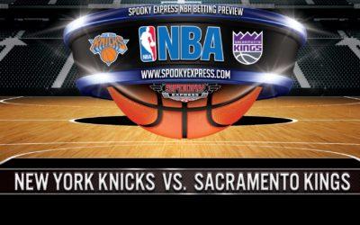 NBA Betting Preview: New York Knicks vs. Sacramento Kings – Thursday, Feb. 25, 2021
