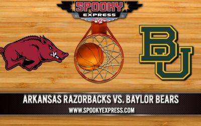 NCAA Tournament Betting Preview-Elite 8: Arkansas Razorbacks vs. Baylor Bears – Monday, March 29, 2021