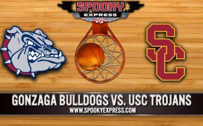 NCAA Tournament Betting Preview-Elite 8: Gonzaga Bulldogs vs. USC Trojans – Tuesday, March 30, 2021