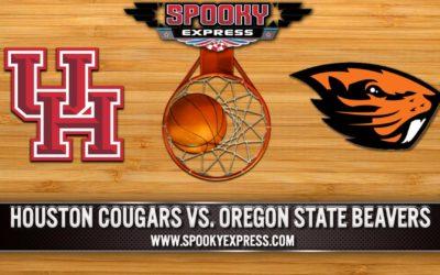 NCAA Tournament Betting Preview-Elite 8: Houston Cougars vs. Oregon St. Beavers – Monday, March 29, 2021