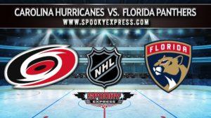 NHL Betting Preview: Carolina Hurricanes vs. Florida Panthers – Monday, March 1, 2021