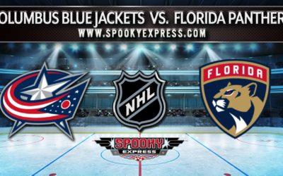 NHL Betting Preview:  Columbus Blue Jackets vs. Florida Panthers – Monday, April 19, 2021