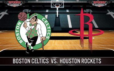 NBA Betting Preview: Boston Celtics vs. Houston Rockets – Sunday, October 24, 2021