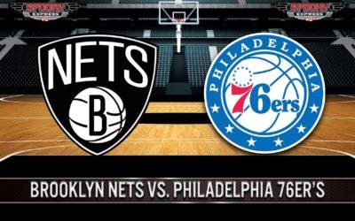 NBA Betting Preview: Brooklyn Nets vs. Philadelphia 76ers – Friday, October 22, 2021