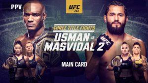 UFC 261 Betting — Masvidal Chomping at the Bit For 2nd Shot at Usman