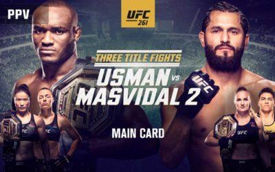 UFC 261 – Chris Weidman vs. Uriah Hall Betting Preview – Saturday, April 24, 2021