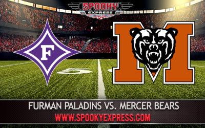 College Football Betting Preview: Furman Paladins vs. Mercer Bears – Saturday, April 3, 2021