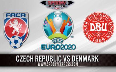 Euro 2020 Betting Preview: Czech Republic vs Denmark – Saturday, Jul 03, 2021