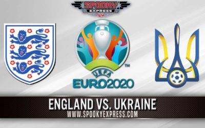 Euro 2020 Betting Preview: England vs. Ukraine – Saturday, July 03, 2021