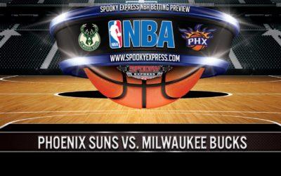NBA Finals Betting – Suns Seem Lucky Again….But Will Bucks Overcome That?