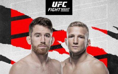 UFC Vegas 32 Betting Preview – Elise Reed vs. Sijara Eubanks