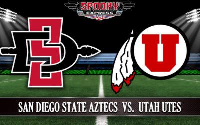 College Football Betting Preview:  San Diego State Aztecs vs. Utah Utes – Saturday, Sept. 18, 2021