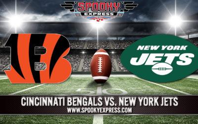 NFL Betting Preview:  Cincinnati Bengals vs. New York Jets – Sunday, Oct. 31, 2021