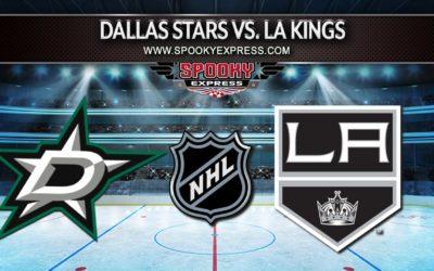 NHL Betting Preview: Dallas Stars vs. LA Kings – Friday, October 22, 2021